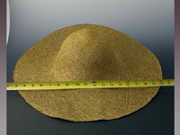 Large Sized Hat Body of Sinamay