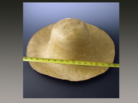 15 Inch Stiffened Hat Bodies in Pari Sisol Weave