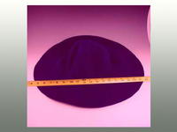 Single Sided Velour Hat Bodies in Special Non Standard Colors – Set 1