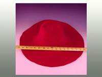 Single Sided Velour Hat Bodies in Special Non Standard Colors – Set 2