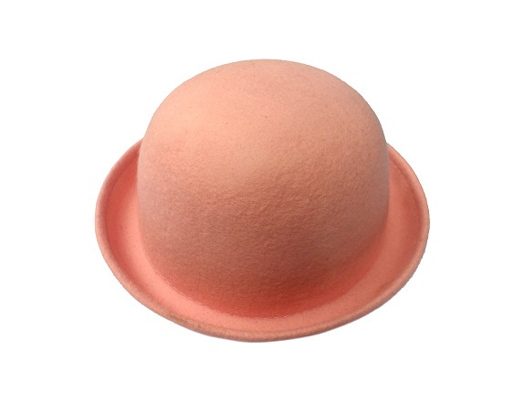 derby hat vs bowler hat