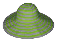 Neon Green Beach Hat - $13.95 - washable