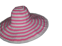 Pink Beach Hat - $13.95 - washable