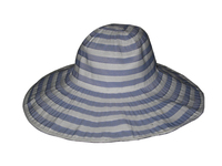 Blue Beach Hat - $13.95 - washable