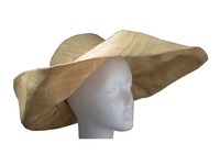 Natural Raffia Hat