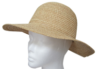 Raffia Hat - $22 Beach and Town Hat