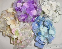 Hydrangea Cluster Velvet For Children's Dresses