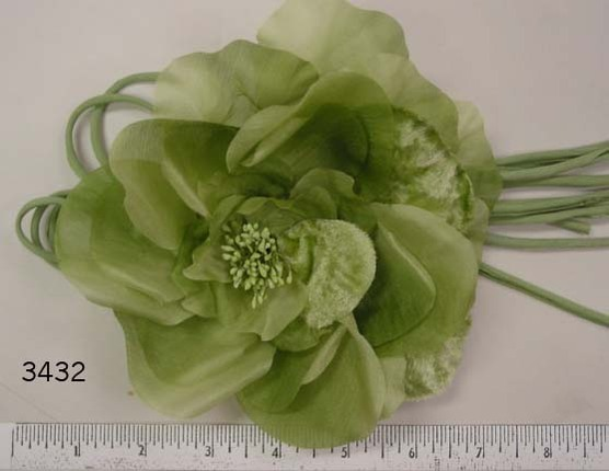 Large silk velvet rose with tubing flower pin accessory that way large silk velvet rose with tubing flower pin accessory mightylinksfo