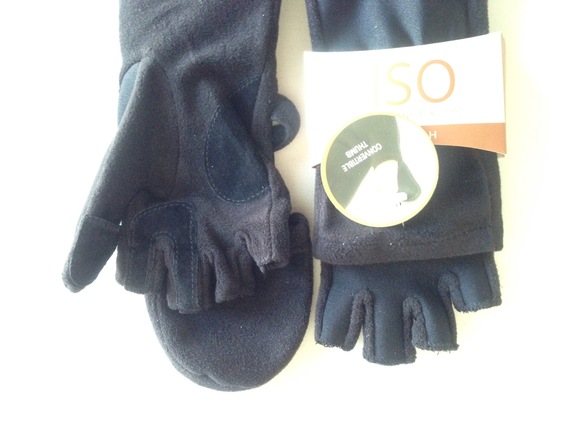Cut Off Finger Women S Gloves That Way Hat New Hand Crafted And