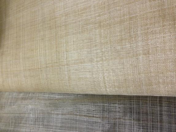 Fine Woven Sinamay Abaca Fabric 17x25 That Way Hat New