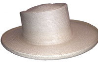 Men's Palm Straw Sun Hat