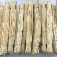 Milan Wheat Straw Braid - 4mm wide / 65 Meter Bundle