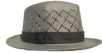 Goorin Brothers Emile Grey Hat