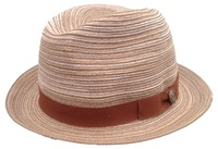 Goorin Waikiki Fedora in Brown