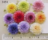 1-1/4 Inch Marigold Head Artificial Flower