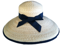 XXS Women's Milan Wheat Straw Hat